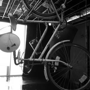 Parcours en vélo
